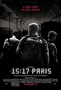 Picture of a movie: The 15:17 To Paris