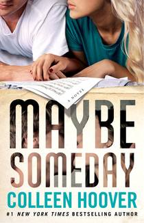 Picture of a book: Maybe Someday
