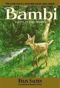 Picture of a book: Bambi