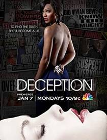 Picture of a TV show: Deception