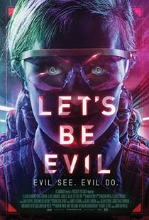 Picture of a movie: Let's Be Evil