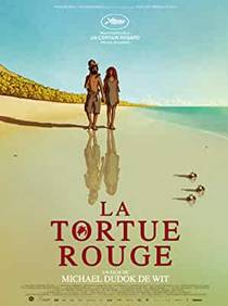 Picture of a movie: The Red Turtle