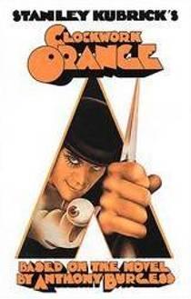 Picture of a book: Stanley Kubrick's Clockwork Orange