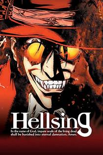 Picture of a TV show: Hellsing