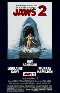 Picture of a movie: Jaws 2