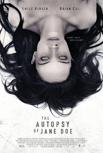 Picture of a movie: The Autopsy Of Jane Doe