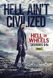 Picture of a TV show: Hell On Wheels