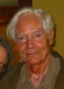 Picture of an author: W.S. Merwin