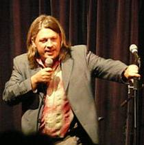 Picture of an author: Richard Herring