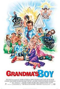 Picture of a movie: Grandma's Boy