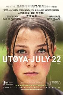 Picture of a movie: Utøya: July 22