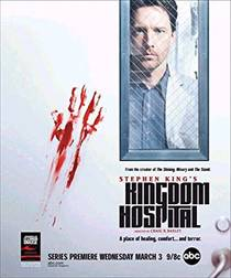 Picture of a TV show: Kingdom Hospital