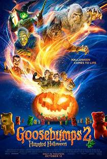 Picture of a movie: Goosebumps 2: Haunted Halloween