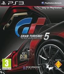 Picture of a game: Gran Turismo 5