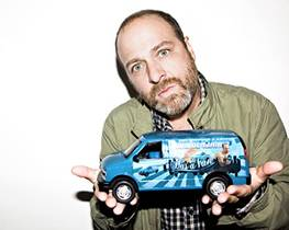 Picture of a TV show: Jon Benjamin Has A Van