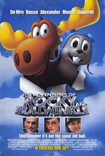 Picture of a movie: The Adventures Of Rocky & Bullwinkle