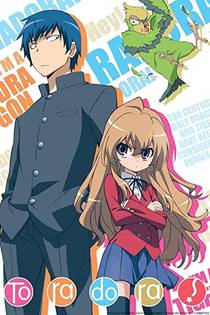 Picture of a TV show: Toradora!