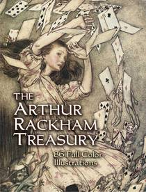 Picture of a book: The Arthur Rackham Treasury: 86 Full-Color Illustrations