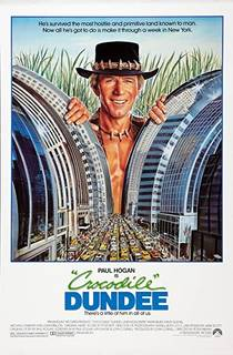Picture of a movie: Crocodile Dundee