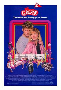 Picture of a movie: Grease 2