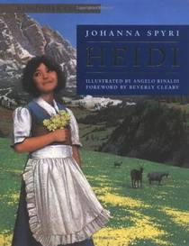 Picture of a book: Heidi