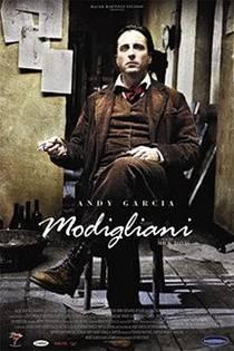 Picture of a movie: Modigliani