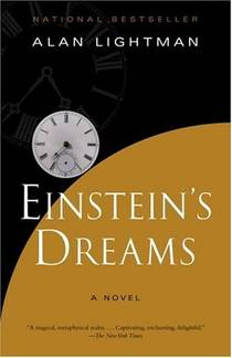 Picture of a book: Einstein's Dreams
