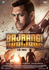 Picture of a movie: Bajrangi Bhaijaan