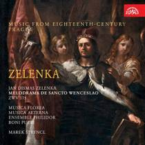 Picture of a band or musician: Jan Dismas Zelenka