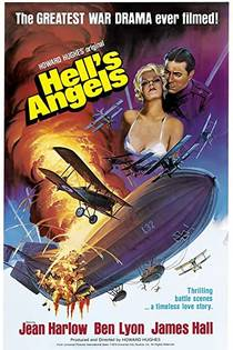 Picture of a movie: Hell's Angels
