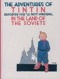 Picture of a book: Tintin Au Congo