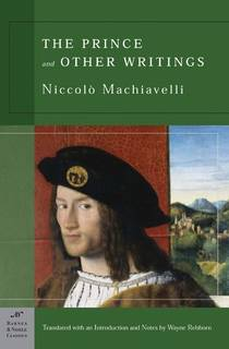 Picture of a book: The Prince and Other Writings