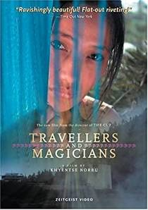 Picture of a movie: Travellers & Magicians