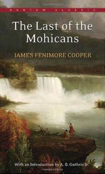 Picture of a book: The Last Of The Mohicans