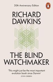Picture of a book: The Blind Watchmaker: Why The Evidence Of Evolution Reveals A Universe Without Design