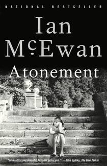 Picture of a book: Atonement
