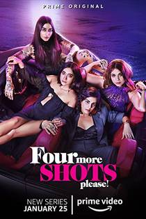 Picture of a TV show: Four More Shots Please