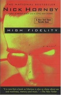 Picture of a book: High Fidelity