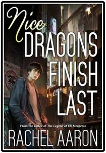 Picture of a book: Nice Dragons Finish Last