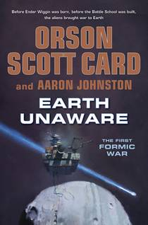 Picture of a book: Earth Unaware