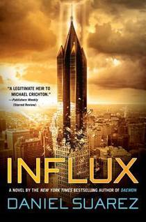 Picture of a book: Influx