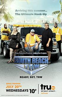 Picture of a TV show: South Beach Tow