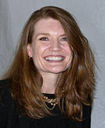 Picture of an author: Jeannette Walls