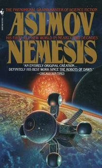 Picture of a book: Nemesis