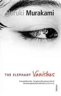 Picture of a book: The Elephant Vanishes