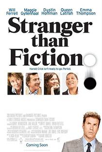 Picture of a movie: Stranger Than Fiction