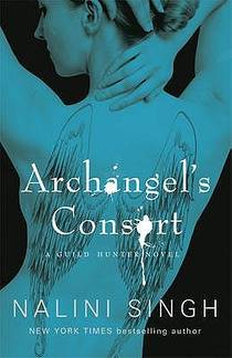Picture of a book: Archangel's Consort