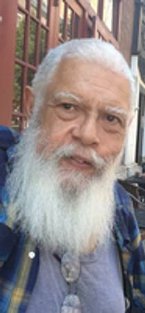 Picture of an author: Samuel R. Delany