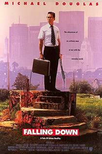 Picture of a movie: Falling Down