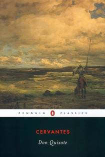 Picture of a book: Don Quixote